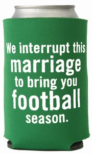 The best gift for the Football Widow in your life!